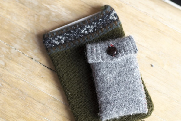 Sew a Sweater for Your E-Reader ~ 3 Easy Designs