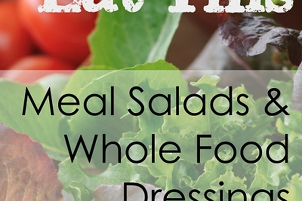 Salads Even in Winter (perhaps, especially in winter)