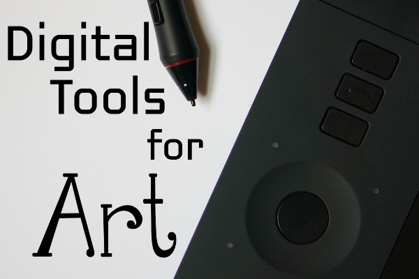 A digital tool for a growing artist
