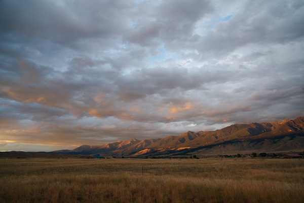 Paradise Valley ~ Big Sky Country
