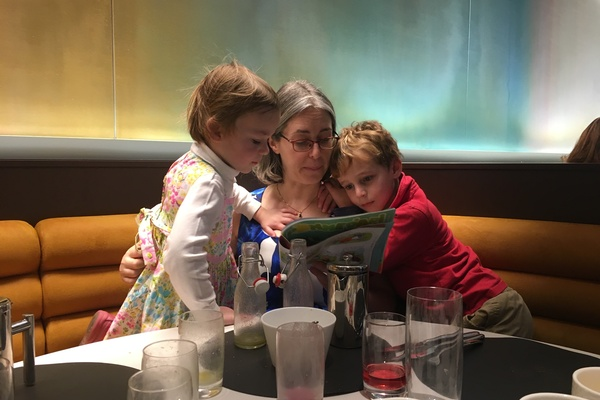 A vocation in language and law, motherhood, and lifelong learning (an interview with Francie Gow)