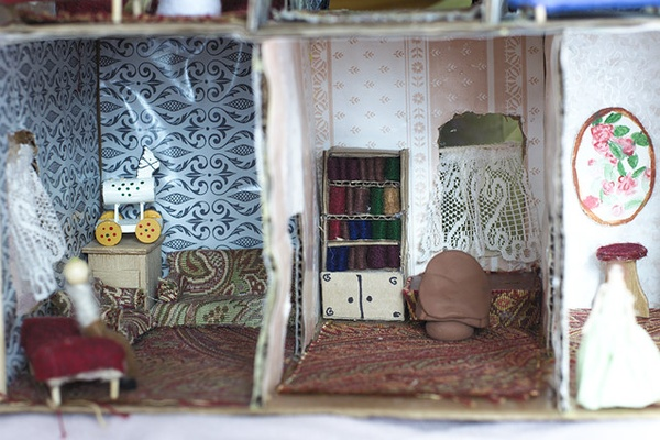 Miniatures ~ Dollhouse & Resources