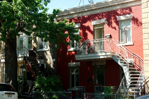 Come stay in Montreal (and can we stay at your house this summer?)