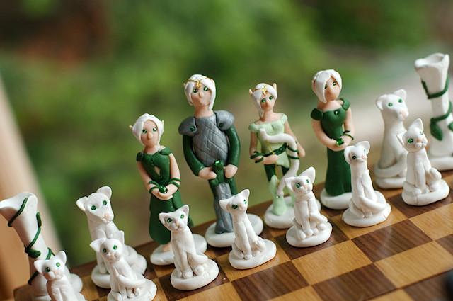 Handmade Chess Sets