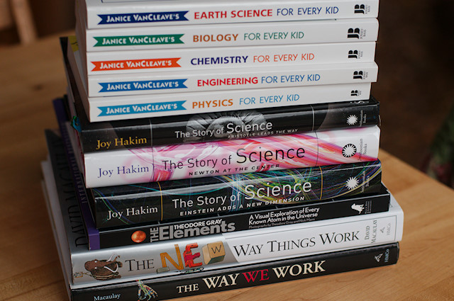 science homeschool curriculum