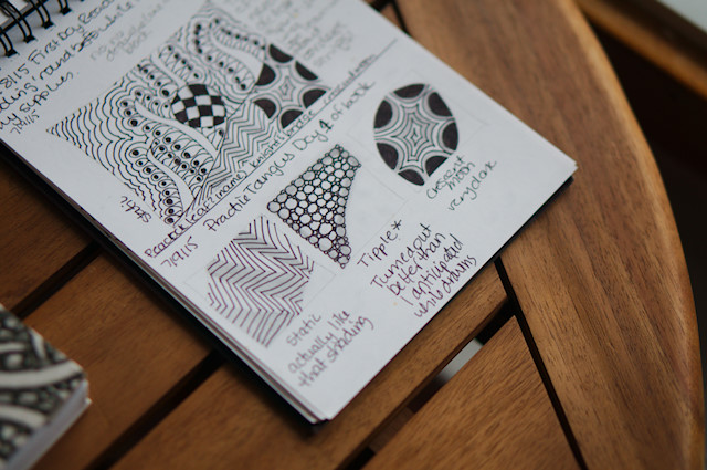 A beginners guide to beginning zentangle renee tougas a lot of resources profess the therapeutic benefits of zentangle i cant disagree with them but mostly i just think its really enjoyable so i guess yes fandeluxe Image collections