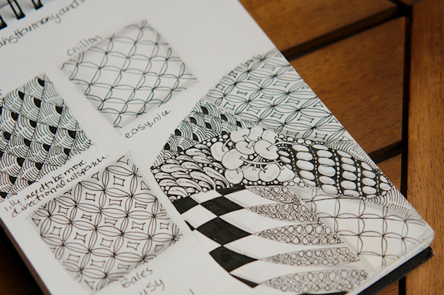 A beginners guide to beginning zentangle renee tougas i started doodling the beginning of june i had no idea what i was doing i have never considered myself an artist and ive always said i cant draw fandeluxe Image collections