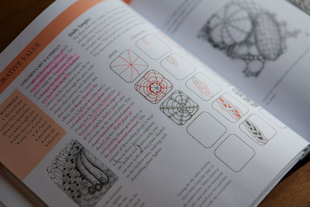 A beginners guide to beginning zentangle renee tougas whereas the first section of the book i followed fairly closely this part i will pick and choose from as it features mostly zentangle inspiration vs fandeluxe Image collections