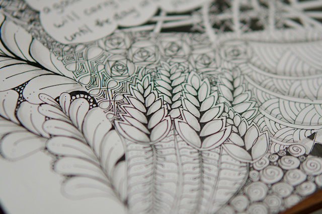 A beginners guide to beginning zentangle renee tougas ive only scratched the surface of zentangle in my own art and explaining it here i have enjoyed learning how to draw zentangle inspired art immensely fandeluxe Image collections