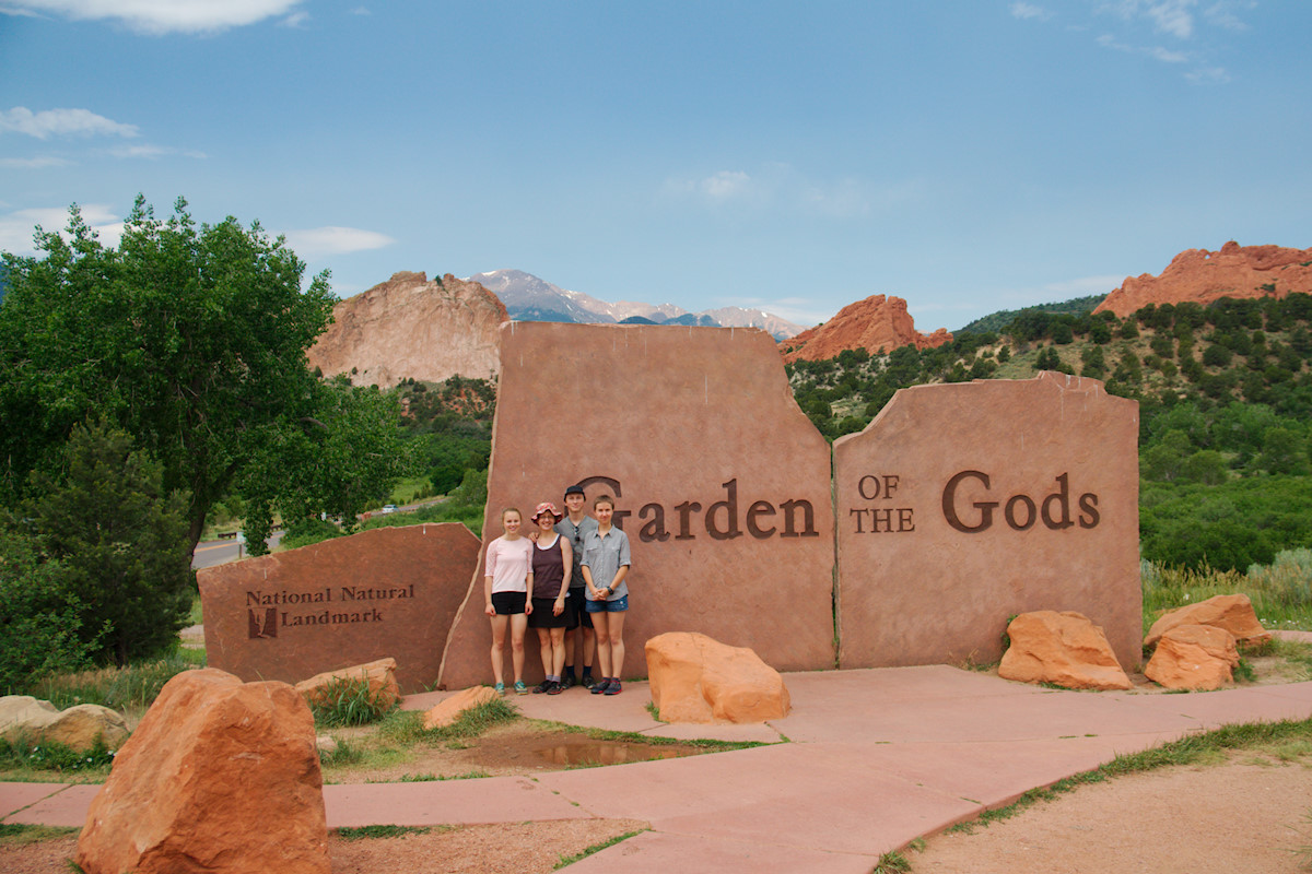 Garden of the Gods | Renee Tougas