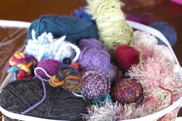 craft yarn